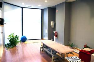 Instalaciones de fisioterapia