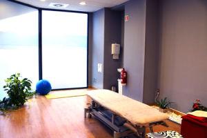 clínica de osteopatía
