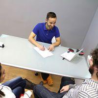 Consulta de fisioterapia en Zaragoza