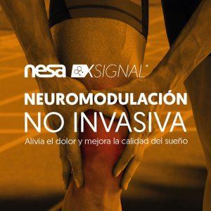 Neuromodulación no invasiva para reducir tu dolor de manera duradera